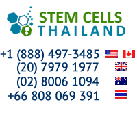 stem cell treatment in Thailand