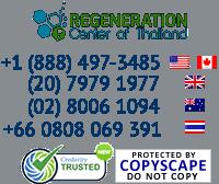 stem cell Regeneration Center Of Thailand