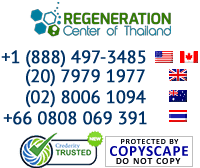 stem cell Regeneration Center Of Thailand