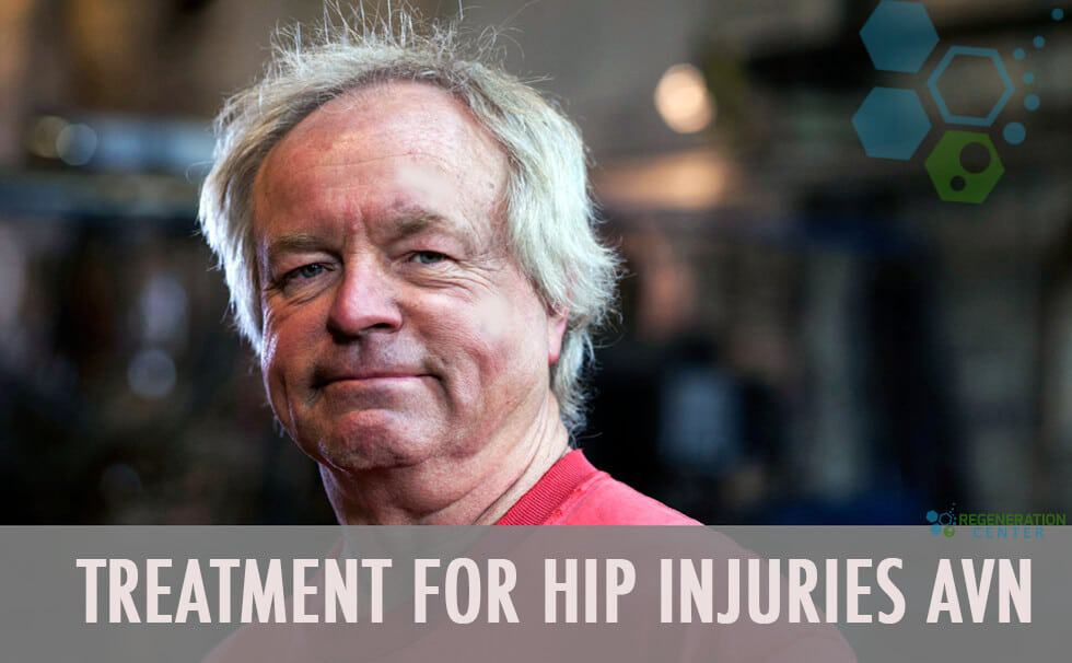 Regenerative Cell Therapy For Hip Injuries Bursitis Avn