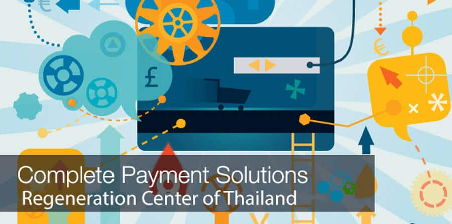Online Payments For The Regeneration Center