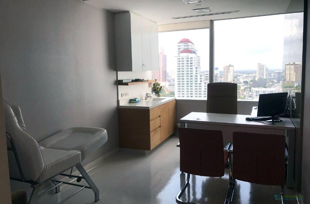 Regenerative healthcare office