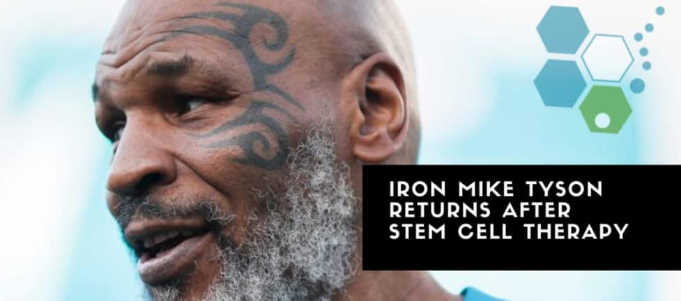 mike tyson stem cell therapy