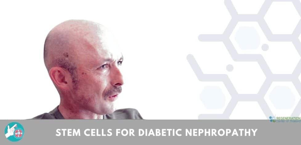 Stem Cells Treatment for Diabetic Nephropathy