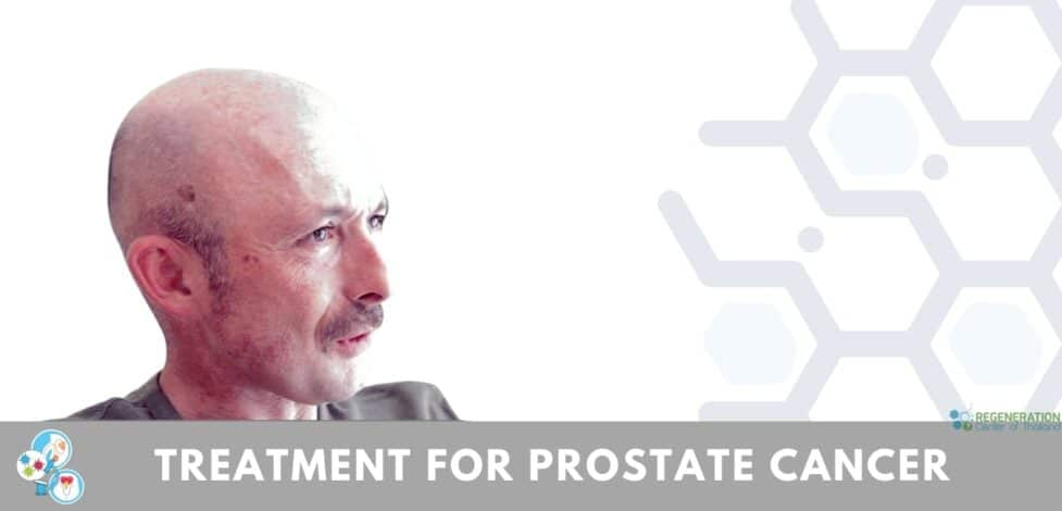 Stem Cells for Treating Prostate Cancer