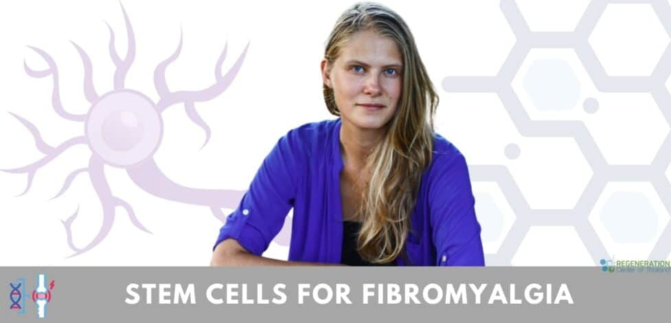 Stem Cells therapy for fibromyalgia