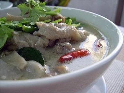 Thai-Ginger-Garlic-Soup